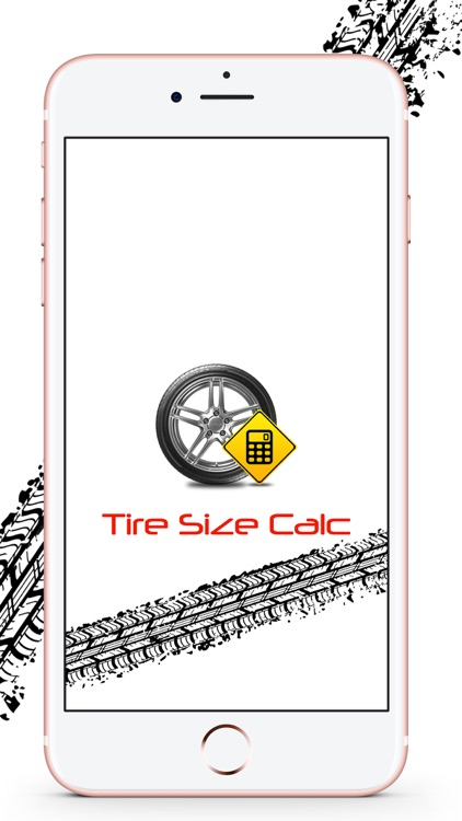Tire / Rim Size Calculator +