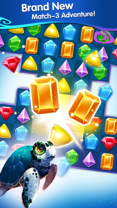 Magic Gems Heroes - Super War of Genies Jewel Free-0