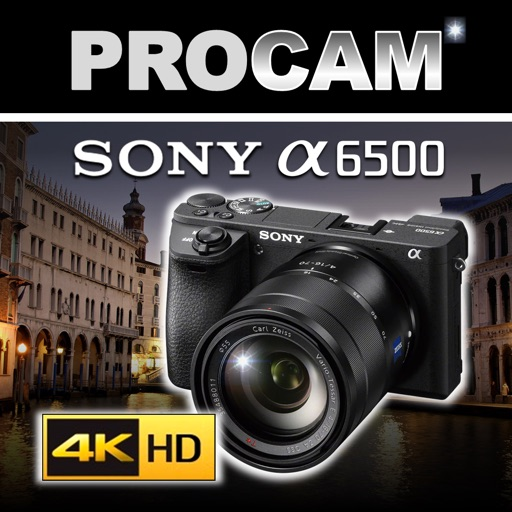 PROCAM for Sony a6500