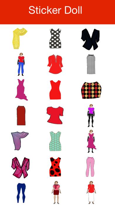 Sticker DollScreenshot of 2