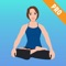 This app is your own yoga instructor