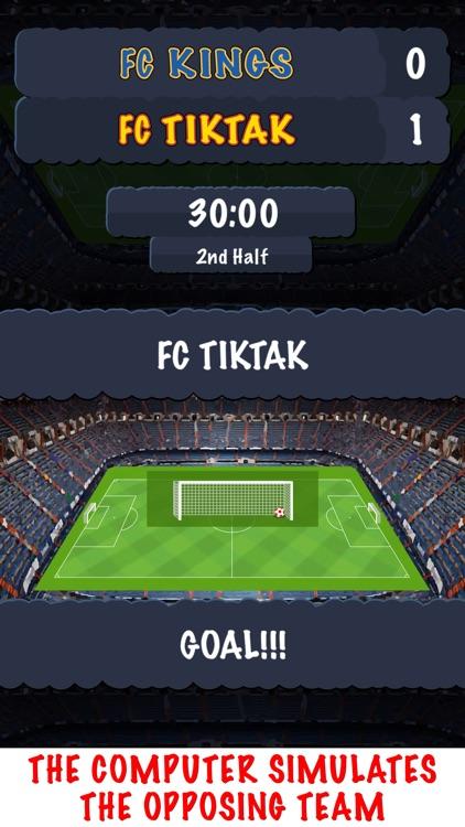 Galactic Trident - play funny soccer screenshot-3