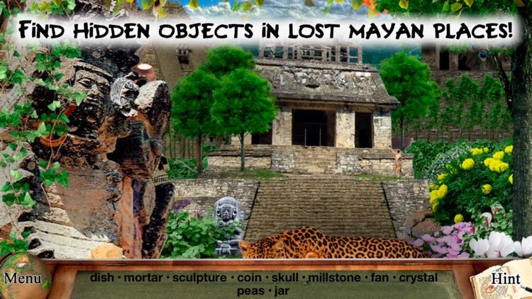 Hidden Objects: Mayan Castles
