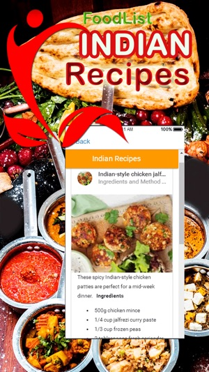 Best indian food recipes on the app store forumfinder Image collections