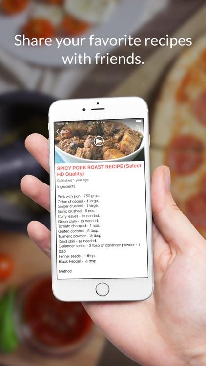 Christmas Recipes: Food recipes & cookbook screenshot-3
