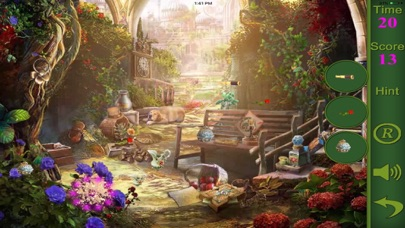 Hidden Objects Of The Citadel Garden screenshot four