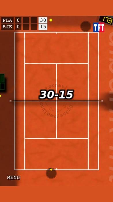 Screenshot #2 pour Evolution Tennis