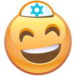 Jewish Emoji Sticker Pack