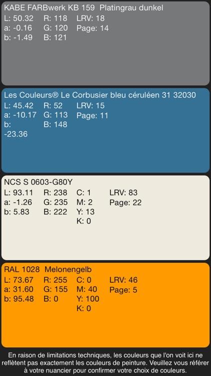 KABE-Farben screenshot-4
