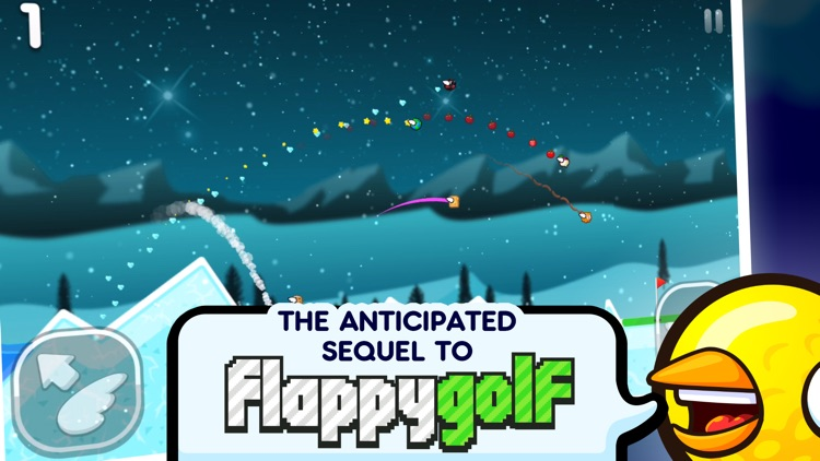 Flappy Golf 2 screenshot-0