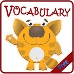 学习教育游戏为孩子们:学习英语词汇:幼儿园和幼稚园 - 免费