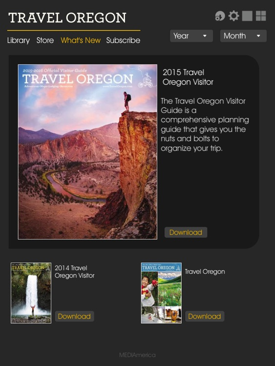 TRAVEL OREGON OFFICIAL VISITOR GUIDE
