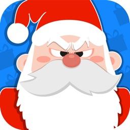 Bad, Bad Santa! 2k16 Christmas Speed Tapping Game