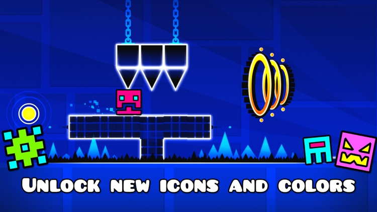 Geometry Dash screenshot-3