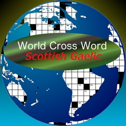 World Cross Word Scottish Gaelic