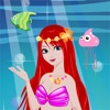 冰雪女王美人鱼-漂亮的冰雪女王-冰雪女王装扮-美人鱼装扮