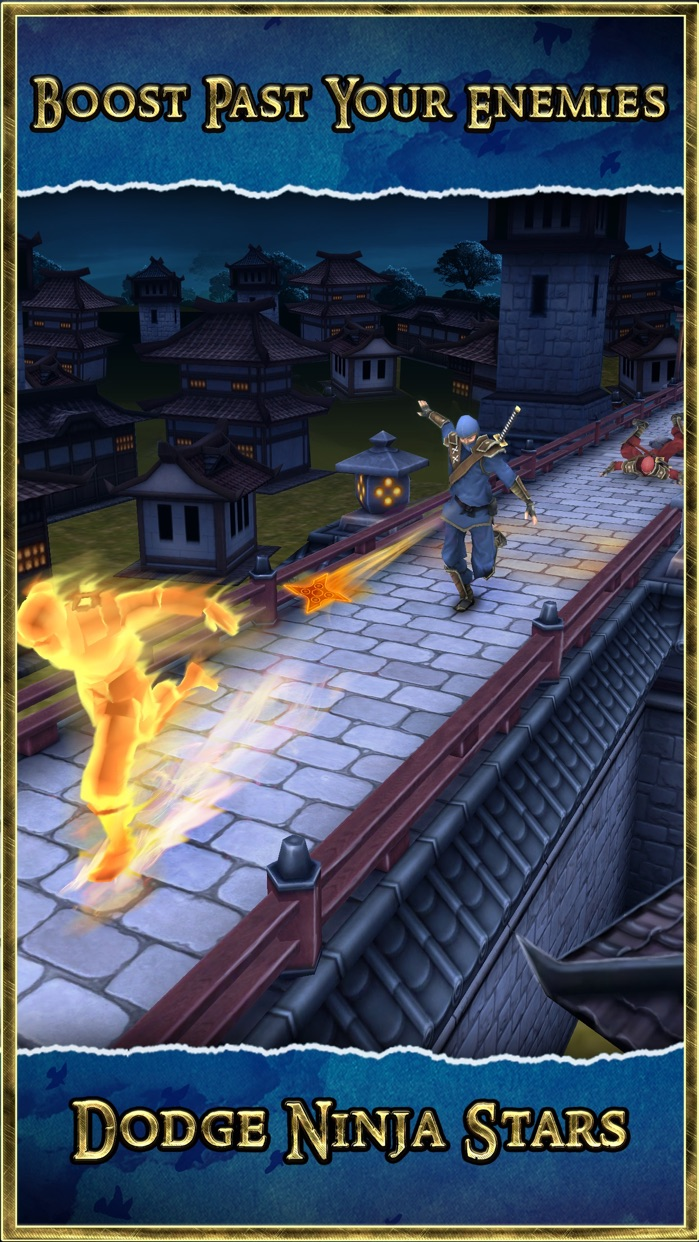 Ninja Run Multiplayer: Real Fun Racing Games 2 Screenshot