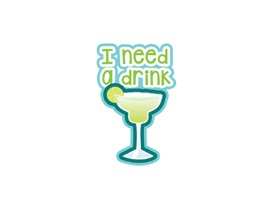 Bar Hopping Stickers