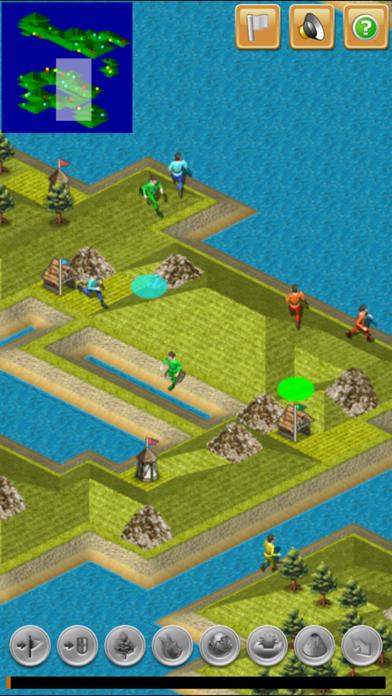 Screenshot #1 pour Four Tribes