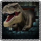 3D Dino Simulator – Wild Dinosaur Adventure World icon