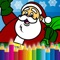 Enjoy coloring the pictures of Santa And Christmas