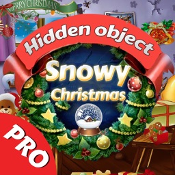 Hidden Object - Snowy Christmas Mystery