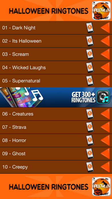 Halloween Ringtones and Scary Sounds – The Best Collection