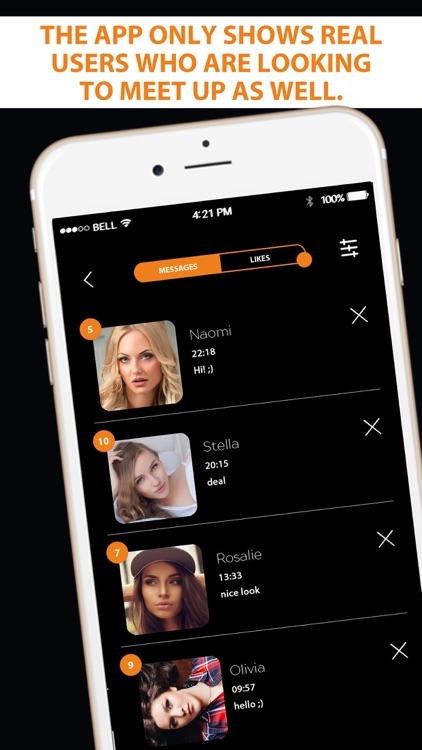 Cougar Dating - free online app for local adult screenshot-3