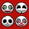 Zombie Emoji Horrible Troll Faces Spooky Emoticons Reviews