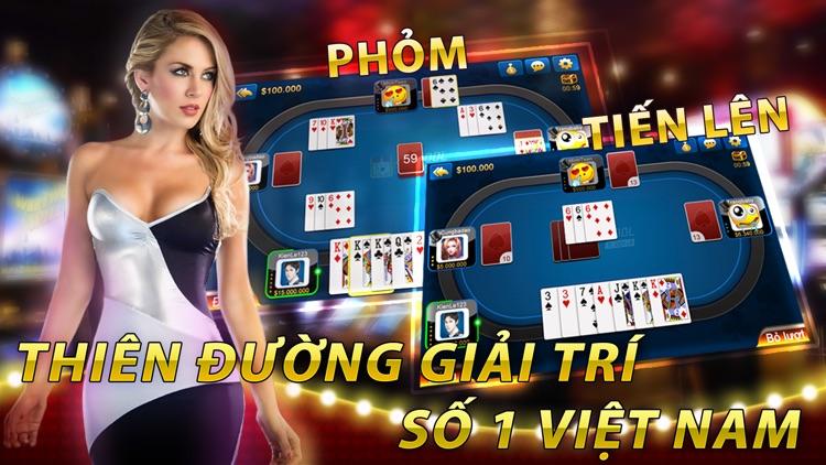 BigKool-Game bài Tiến lên Sâm Phỏm Mậu Binh Online screenshot-4
