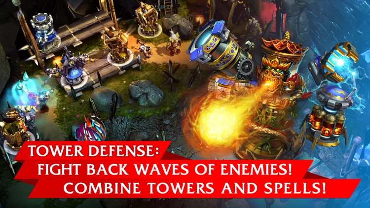 Defenders: Tower Defense Origins screenshot-0