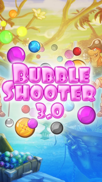 Bubble Shooter 3.0 World screenshot-4