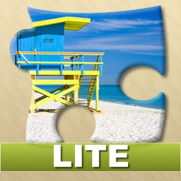 Bright Puzzles: Beaches Lite