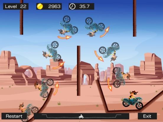 Screenshot #4 pour Top Bike-Best Motorcycle Stunt
