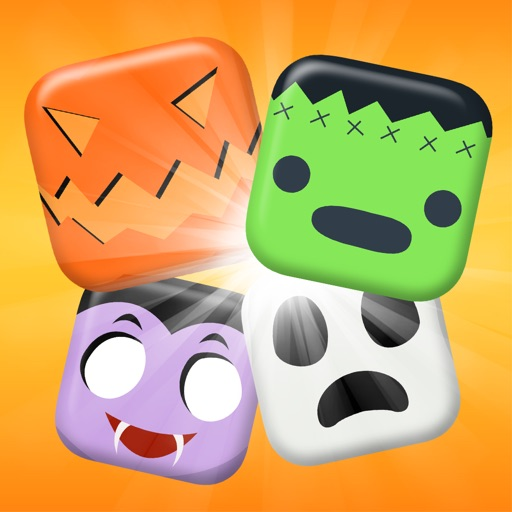 Halloween Match - Ghost Puzzle Game