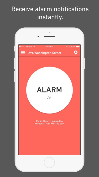 SimpliSafe Home Security App screenshot-4