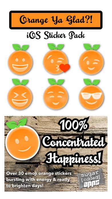 Orange Ya Glad? screenshot one