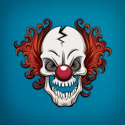Chase The Killer Clown - Clown Purge