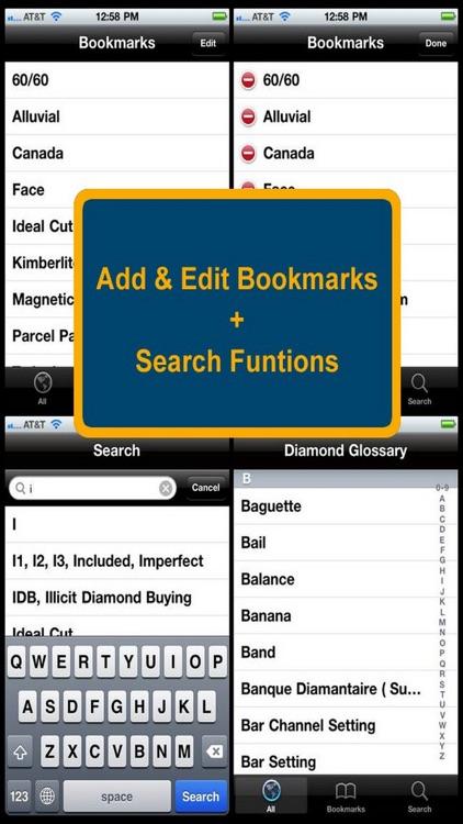 Diamond Glossary Plus+ screenshot-3