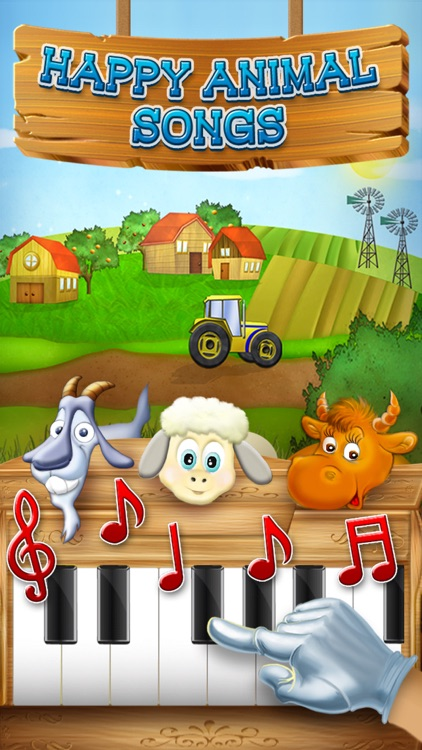 Old Macdonald Had a Farm! screenshot-4