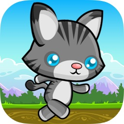 Clumsy Cat Run - Top Running Fun Game for Free