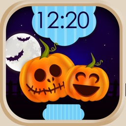 Halloween Wallpaper.s Maker & HD Cool Background.s