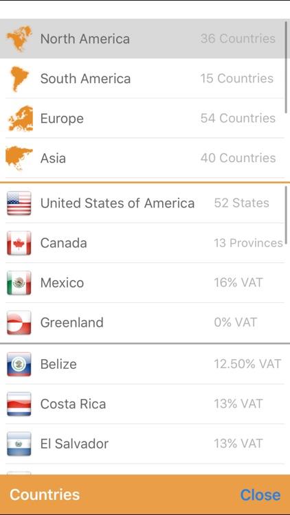 Sales Tax Pro screenshot-3
