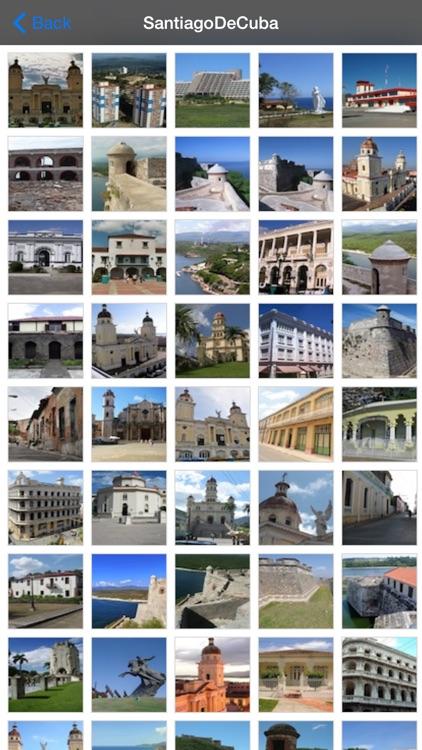 Santiago de Cuba Offline Map Travel Guide screenshot-4