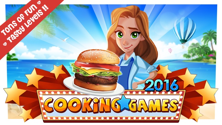 Let's Cooking Mama 2016