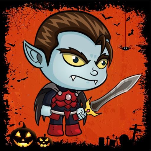 Hunter Jump: Adventure Halloween of Tiny Dracula