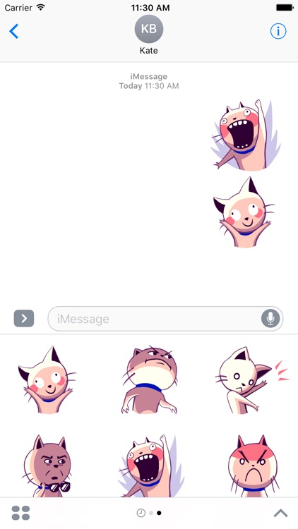 RageCat - Hilarious Meme Inspired Stickers! screenshot-4