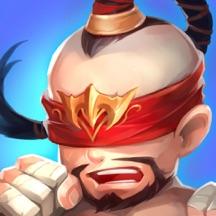 Glory of Warriors:LOL บนมือถือ