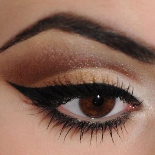 Eye Makeup Ideas - Smokey Eye Shadows Pictures