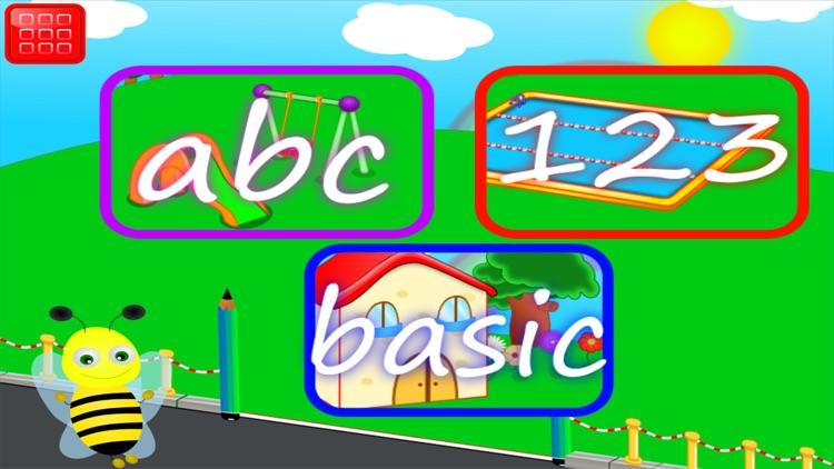 Preschool and Kindergarten learning games for kids